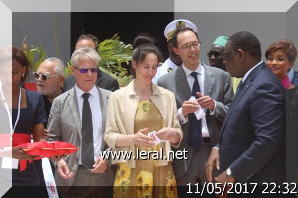 Canal Olympia (premier réseau de salles de cinéma et de spectacles) ouvre ses portes à Dakar