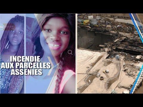 """Parcelles Assainies: La mère des victimes de l'incendie placée sous surveillance médicale, le père """"élargi"""" de prison..."""