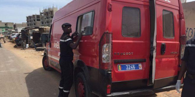 Kaffrine: Un accident de la route fait un mort et un blessé léger