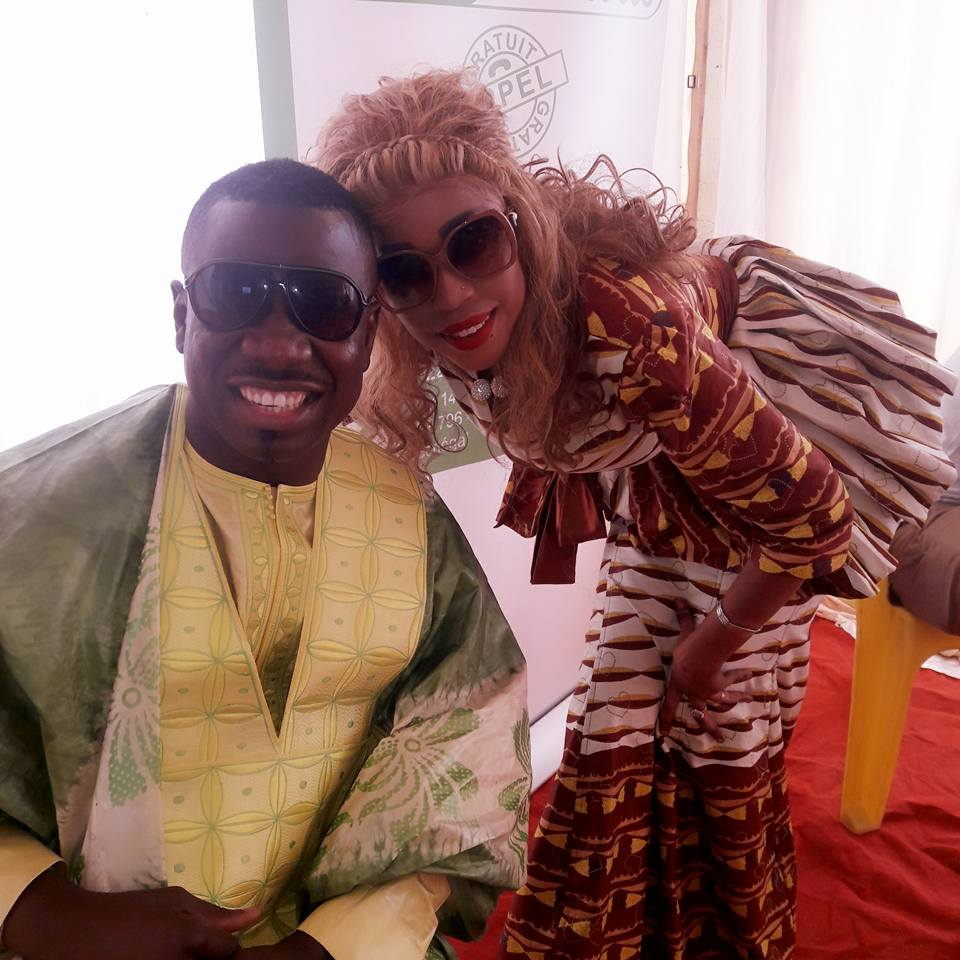 Daro de Dinamanékh et Djiby Dramé en parfaite complicité!!!