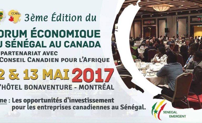 Montréal : 200 entreprises canadiennes au Forum économique du Sénégal