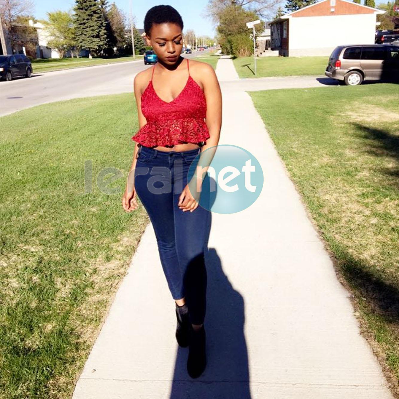 Voici Aïcha Sidibé, l'étudiante malienne qui fait le buzz au Canada