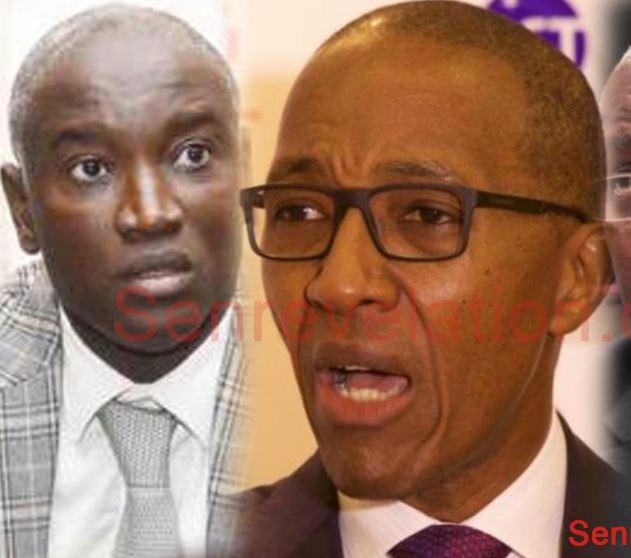 """Aly Ngouille: """"Qu'Abdoul Mbaye se taise. Sa société minière a récolté au moins 20 milliards FCFA """""""