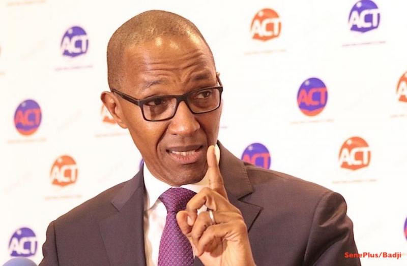 """Abdoul  Mbaye révele: """"Le FBI va interroger le ministre Aly Ngouille Ndiay au sujet du pétrole et du gaz"""""""