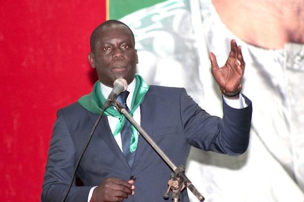 """Malick Gackou: """" Mankoo Taxawu Senegaal """"n'est pas une alliance pour se partager des sièges de députés"""""""
