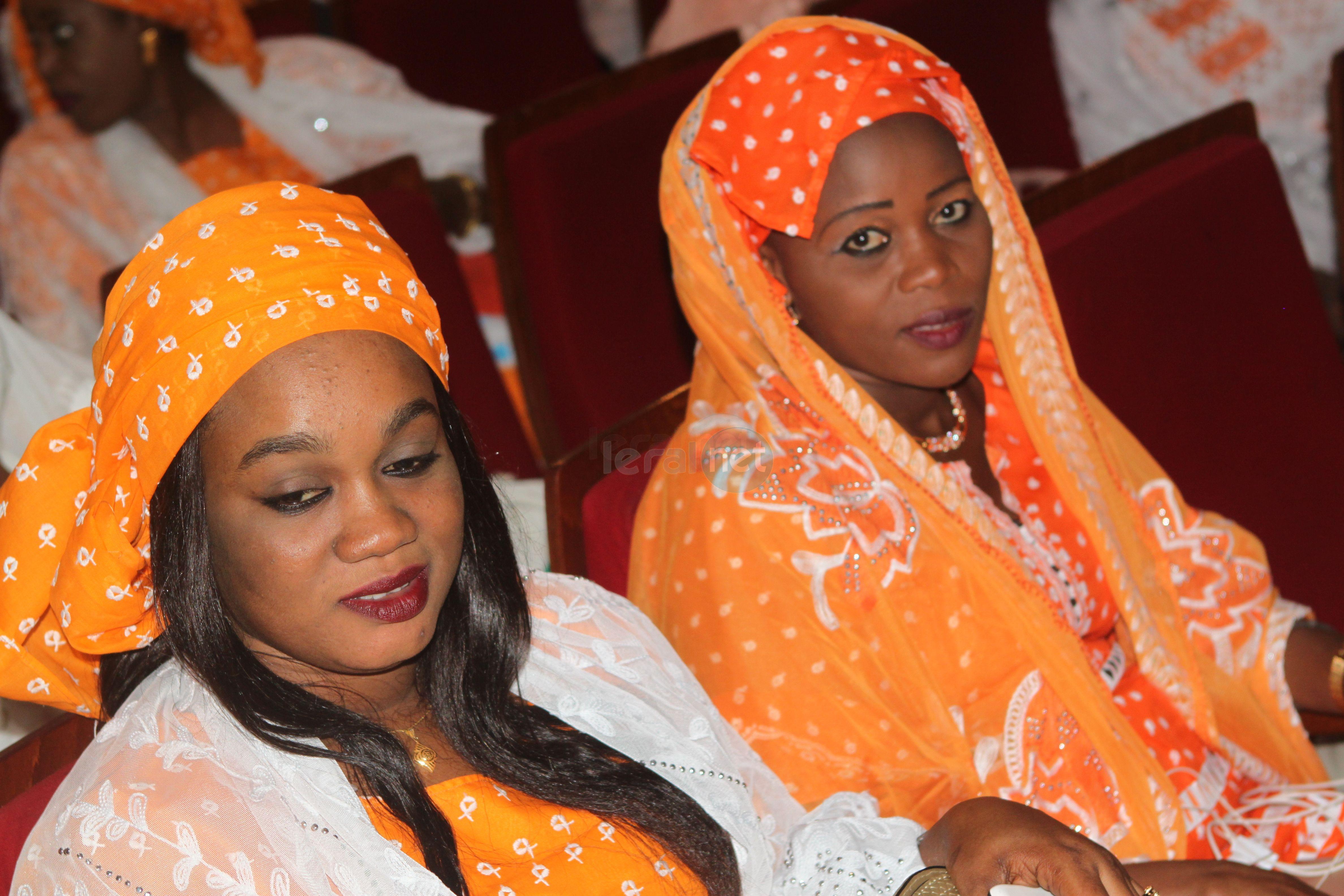 Théâtre national Daniel Sorano: L'amicale des femmes du ministère des Finances ont tenu leur conférence religieuse