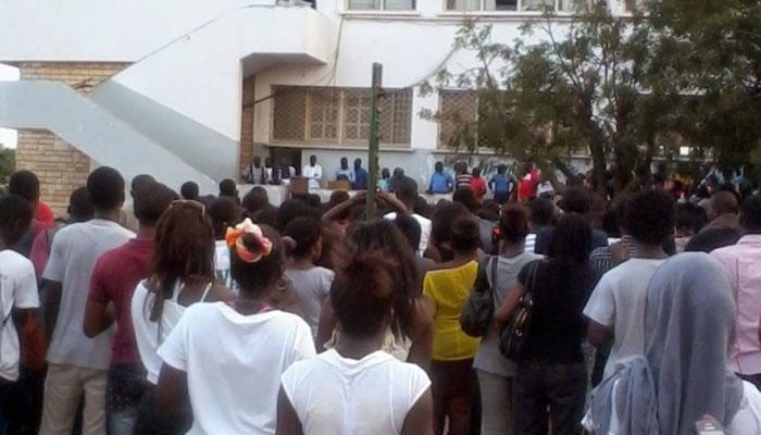 Fuite présumée au Concours général: Élèves et parents du Lycée Saïdou Nourou Tall s'expliquent