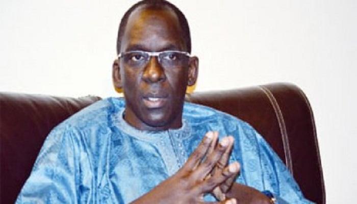 Le ministre de la décentralisation et des collectivités locales Abdoulaye Diouf Sarr