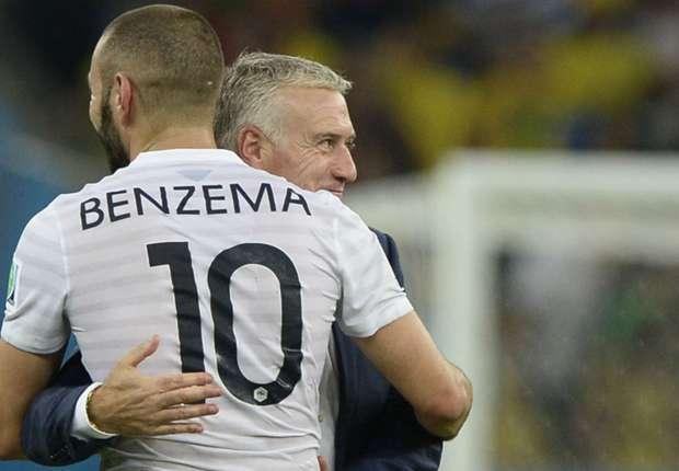 """France, Benzema : """"Je ne veux des explications de personne sauf de Deschamps"""""""