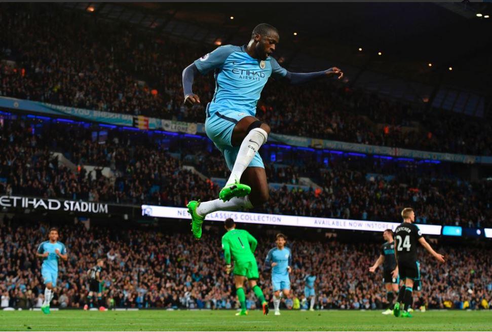 Yaya Touré a marqué  plus de buts (63) que tout autre milieu de terrain en  Premier League depuis son arrivée à Manchester City.
