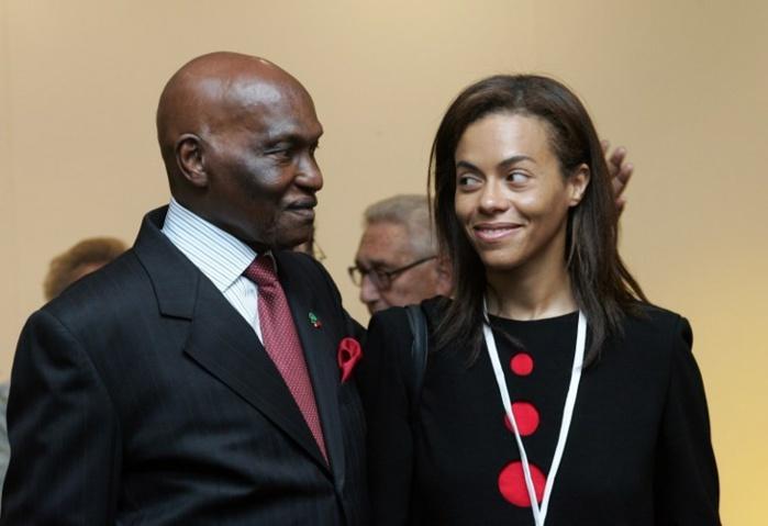 Syndjély Wade, la fille d'Abdoulaye Wade vivrait à Paris dans son appartement du 16ème arrondissement.