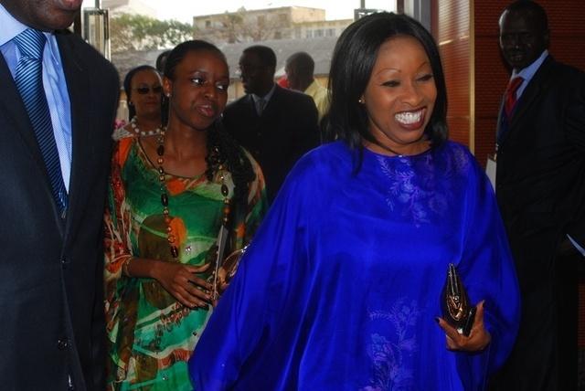 Awa Ndiaye, la Commission de protection des Données Personnelles (CDP).