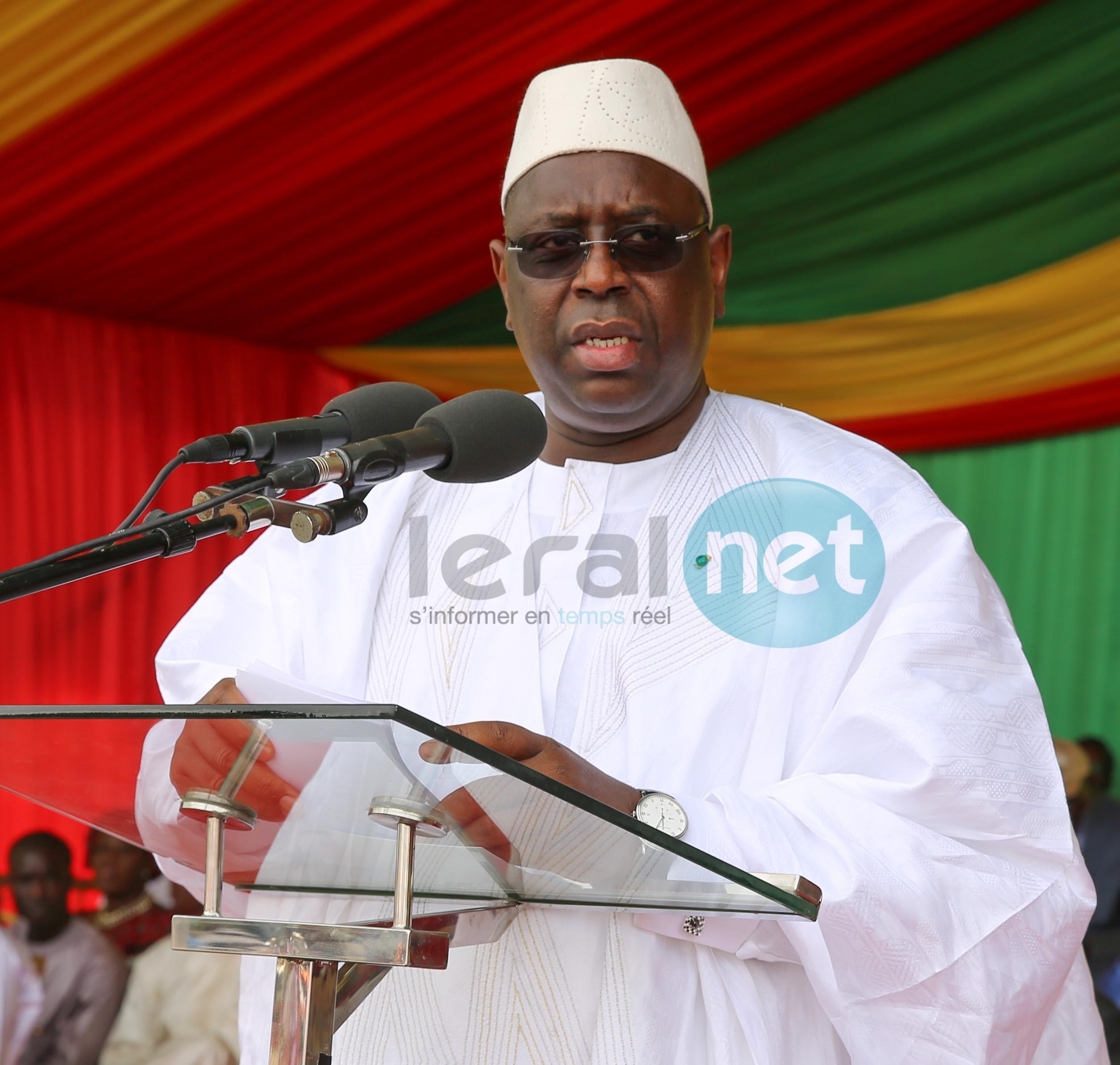 Benno Bokk Yaakaar s'est félicité des réalisations de Macky Sall à travers le Plan Sénégal Émergent et le PUDC.