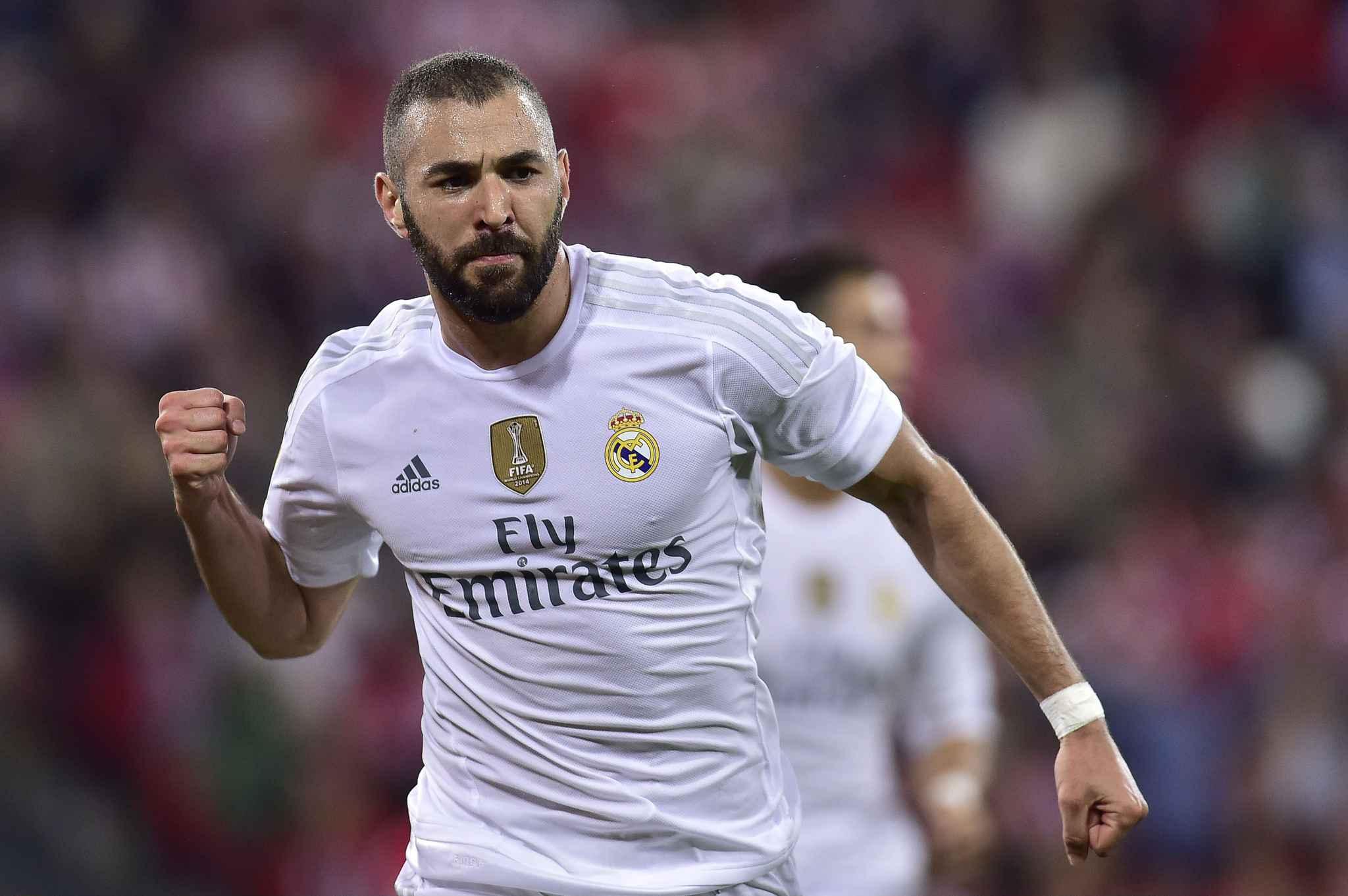 Le but libérateur de Karim Benzema pour le Real Madrid