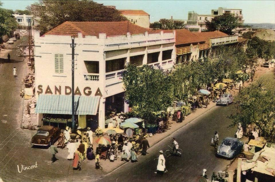 Arrêt sur images: Le marché Sandaga d'hier à aujourd'hui