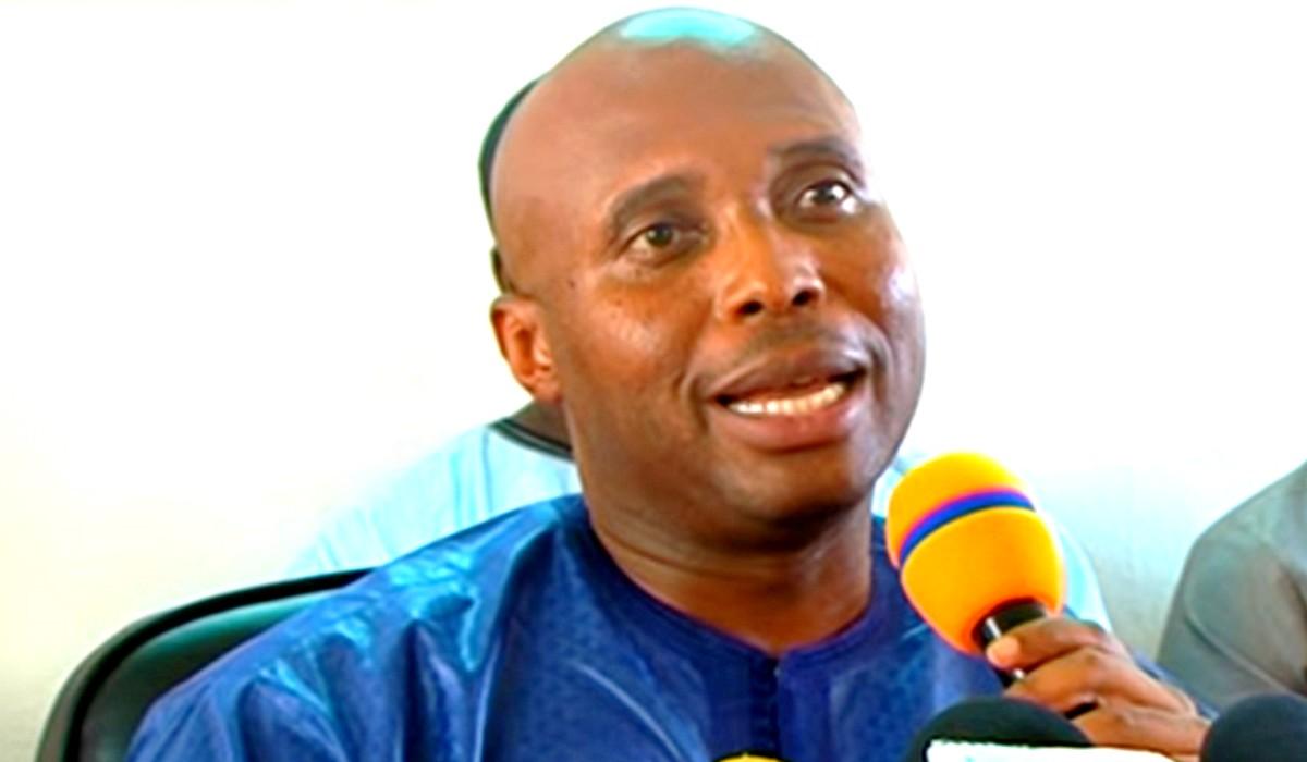 Bathélémy Dias est maire de la commune de Mermoz Sacré-Cœur à Dakar.