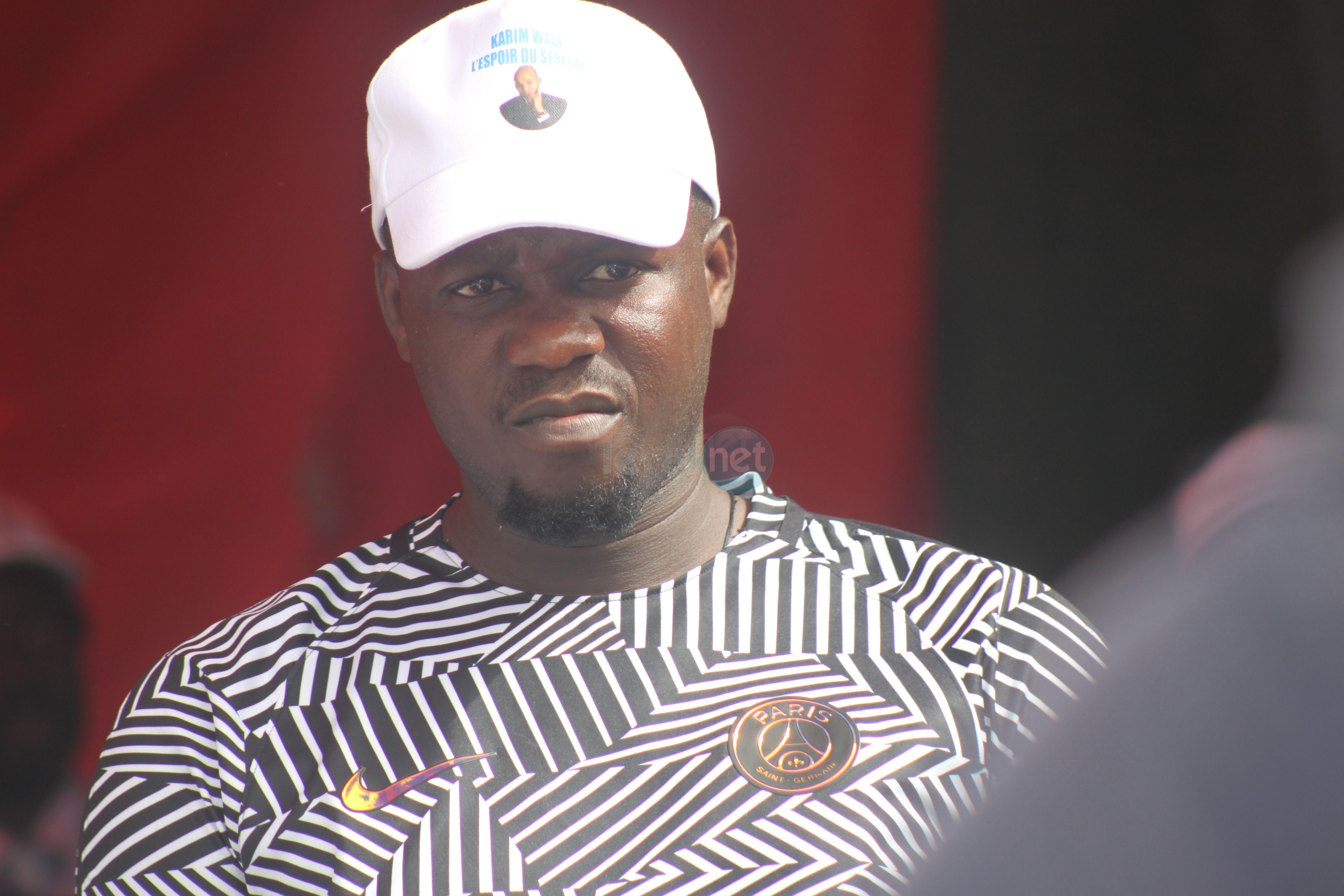 Mamadou Lamine Massaly du PDS au rassemblement de Mankoo Taxawu Senegal