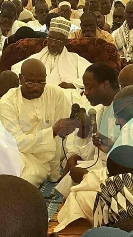 Lettre à Mame Cheikh Mbaye Djily