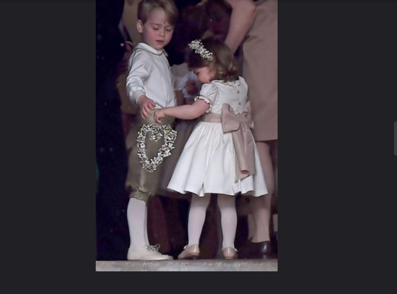 Les plus belles photos du mariage de Pippa Middleton