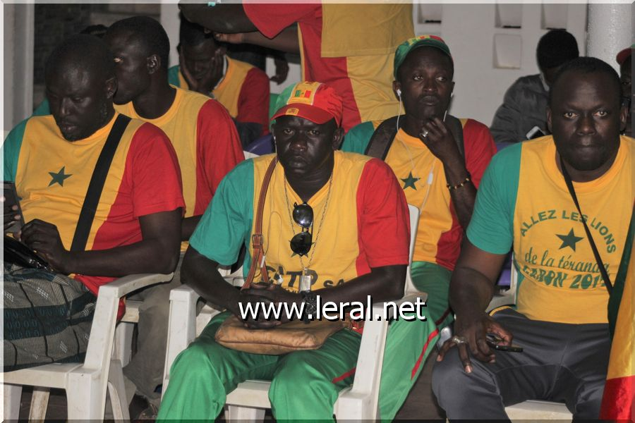 Les images de la soirée des anciennes basketteuses du Sénégal
