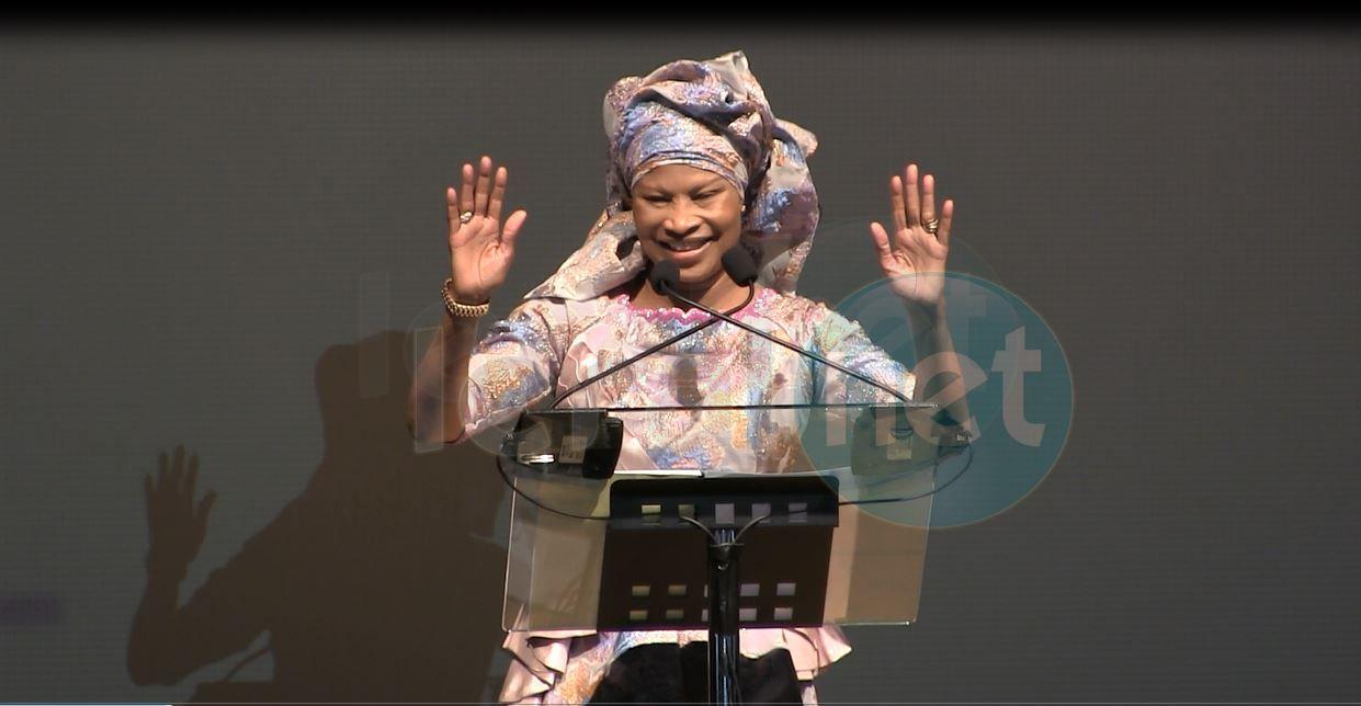"Photos : Lancement du mouvement ""Osez l'avenir"" de Me Aïssata Tall Sall au Grand théâtre de Dakar"