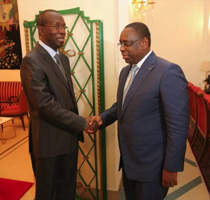 "Souleymane Ndéné Ndiaye à Thiès: ""Mon objectif est de succéder à Macky Sall """