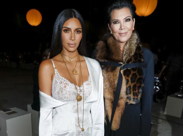 Kris Jenner propose à Kim Kardashian... d'être sa mère porteuse !