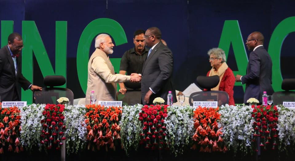 12 photos : Macky Sall à la 52ème édition des assemblées annuelles de la B.A.D à Ahmedabad