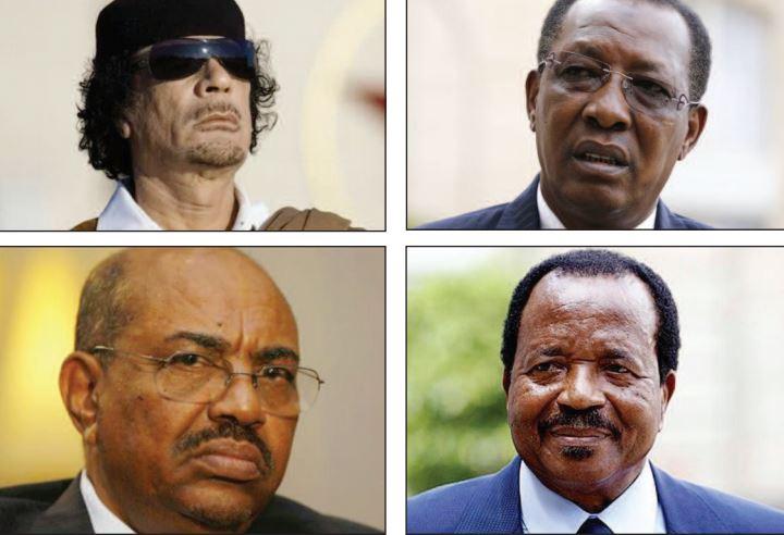Financement du FESMAN:  3,6 milliards de F Cfa financés par Khadafi, Déby, Béchir et Biya introuvables dans la loi des Finances
