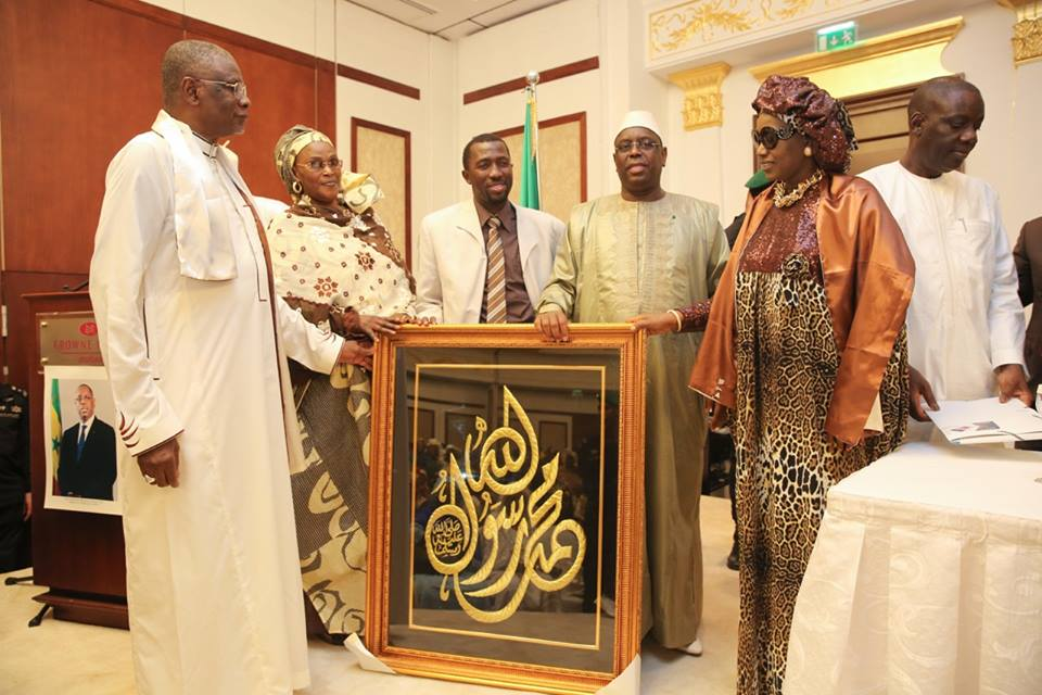 Photos : Macky Sall fêté par la diaspora sénégalaise en Arabie Saoudite