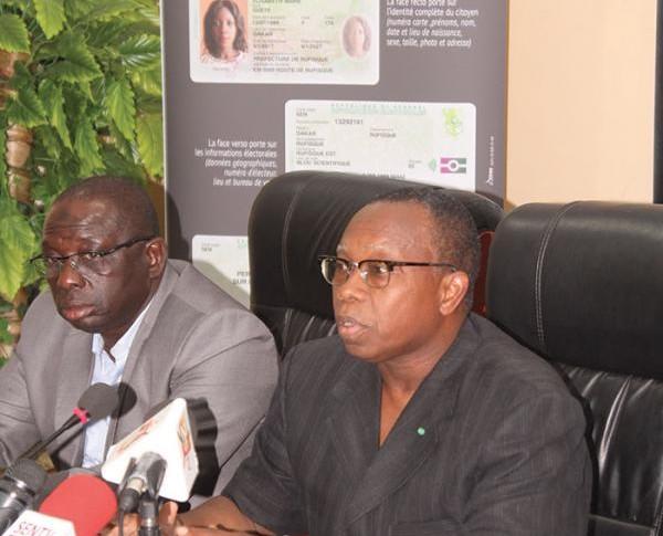 «Les cartes d'électeurs seront disponibles avant les élections», (Directeur de la DAF)