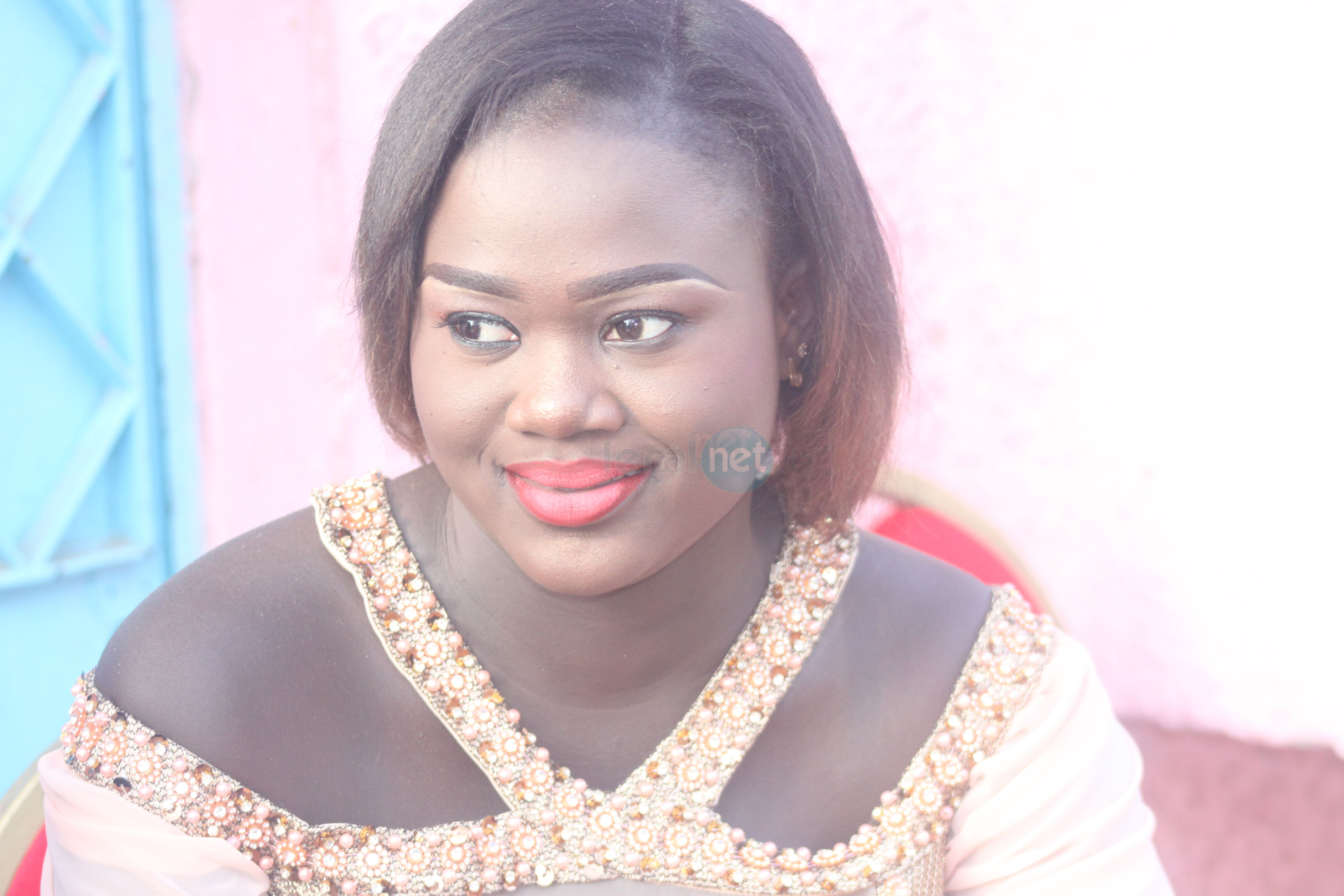 Thioro Mbar Ndiaye en quelques clichés au mariage de Bijou de la 2STV