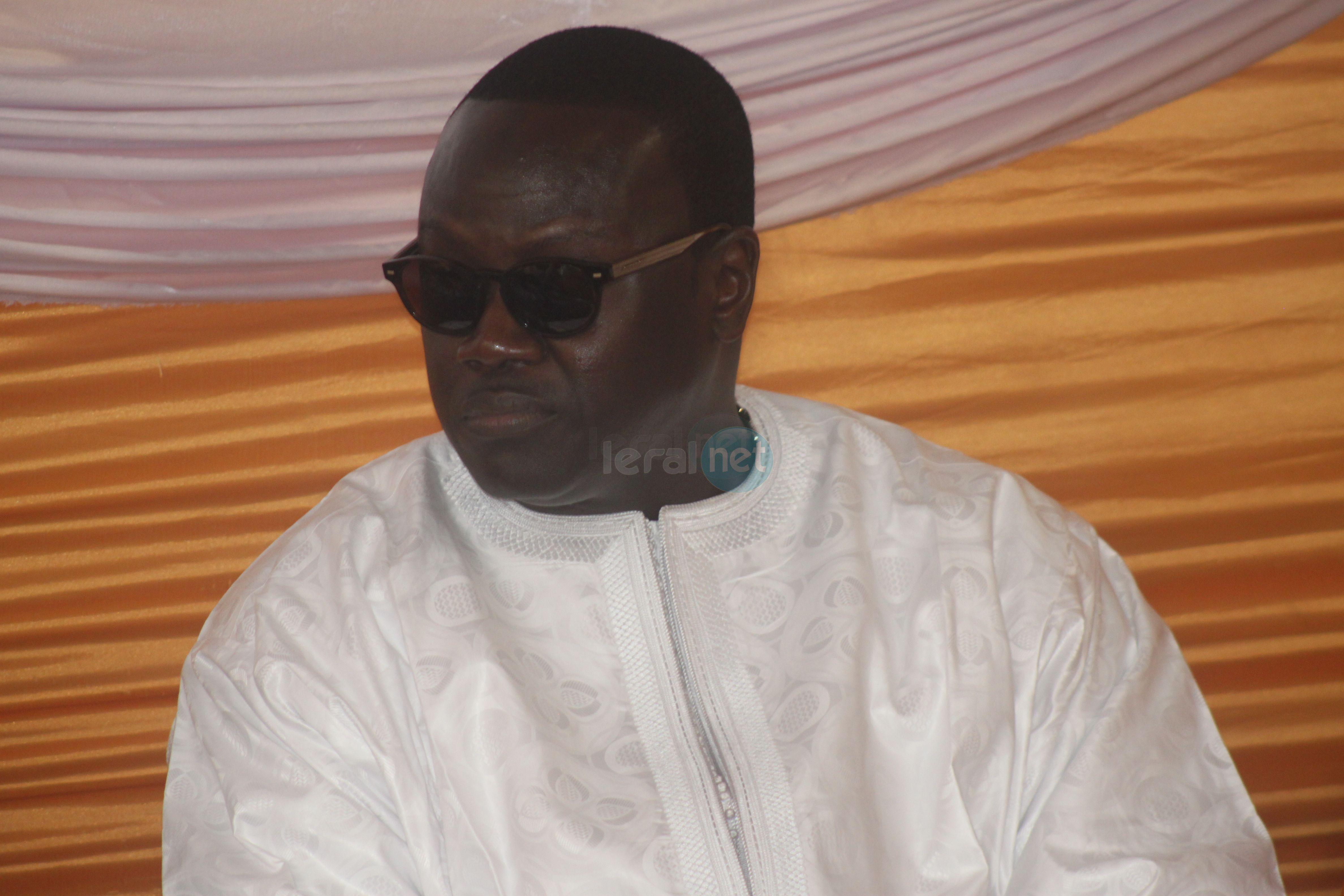 Mbaye Kane Lo, c'est lui le parrain de Bijou lors de son mariage