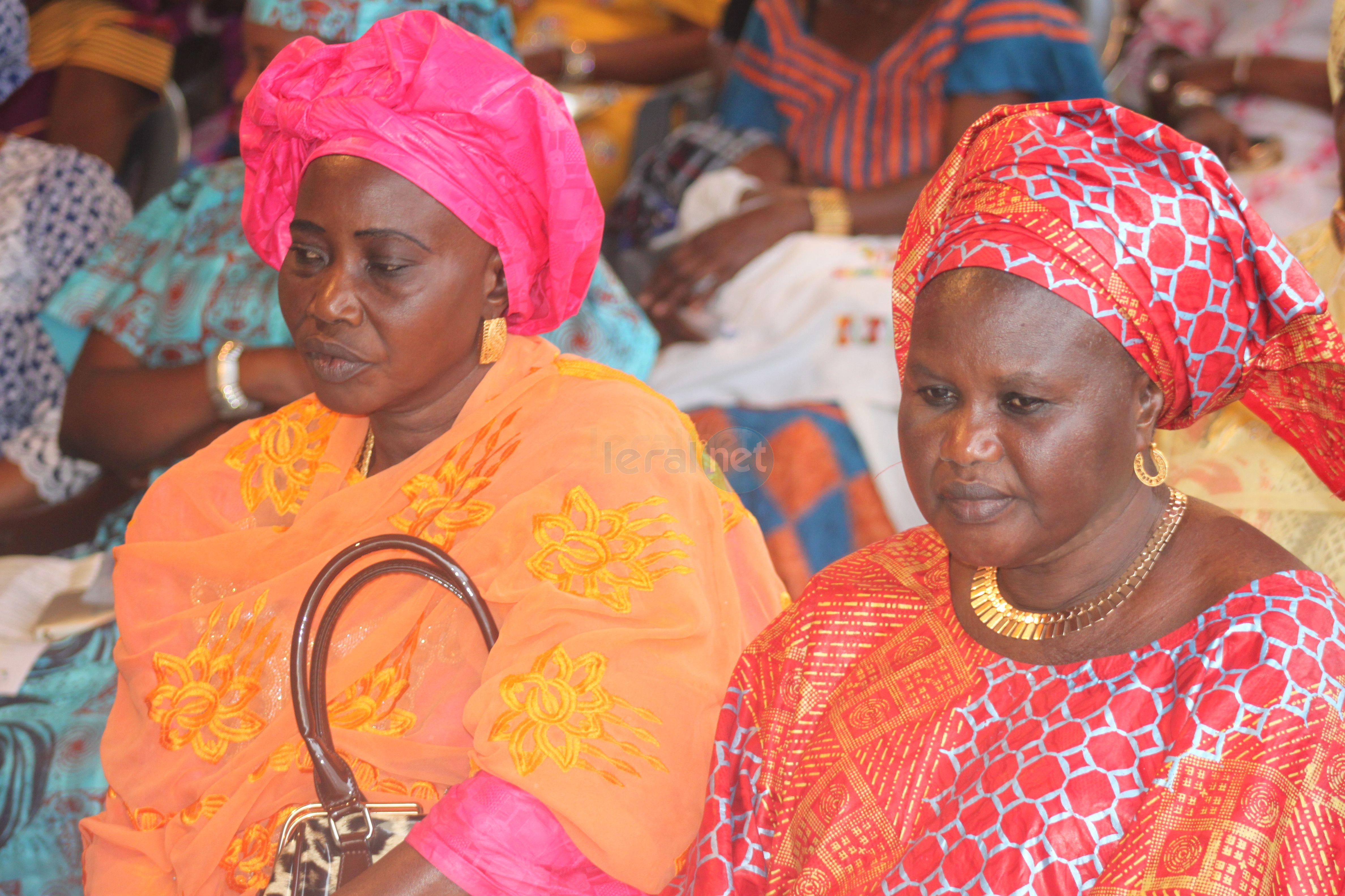 Ibra Guèye, président du mouvement Yoonou Téranga, réclame le quota des artisans du département de Pikine pour les Législatives