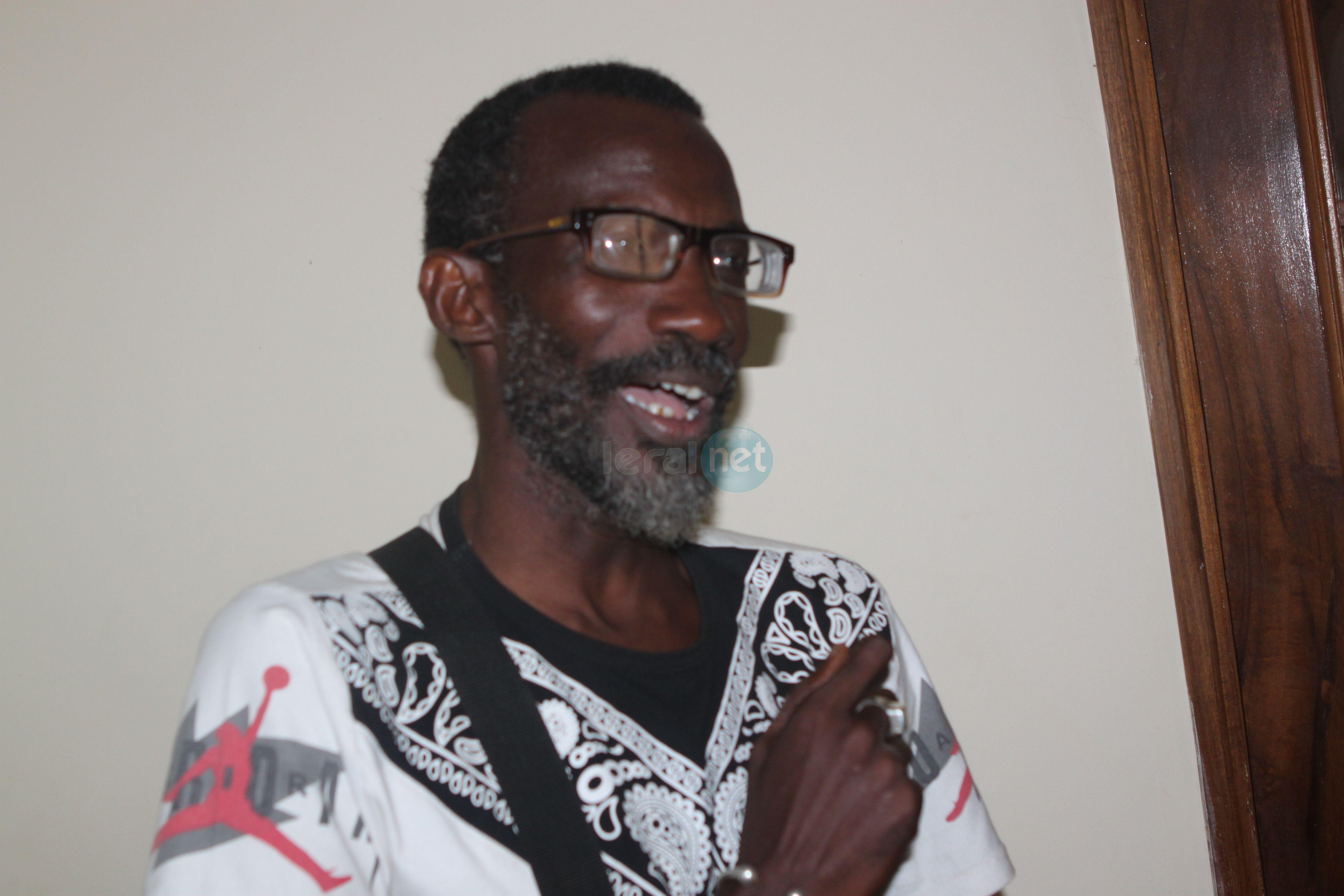 Lamarana Diallo, l'artiste comédien revient avec du lourd