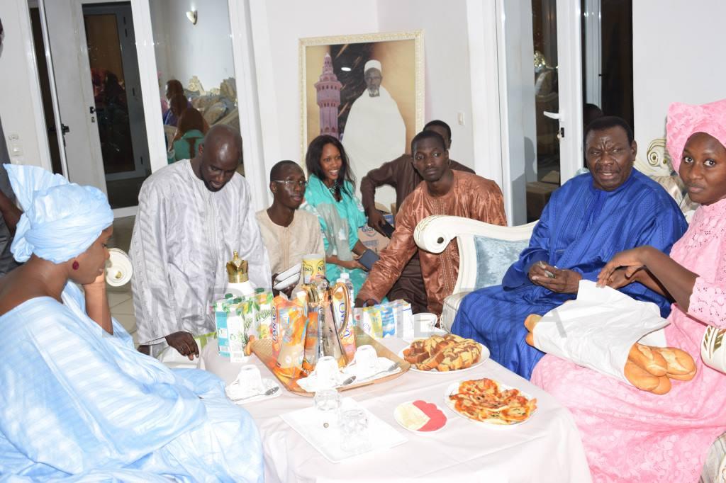 ( 11 Photos ): Le Ramadan des épouses de Cheikh Béthio Thioune