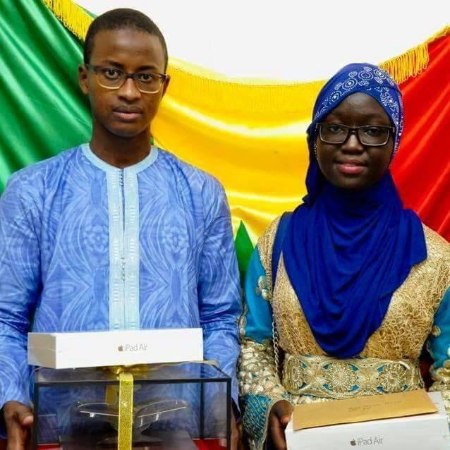 Macky Sall félicite Mouhamadou Moudjitaba DIALLO, et Mame Diarra NGOM en Conseil des ministres