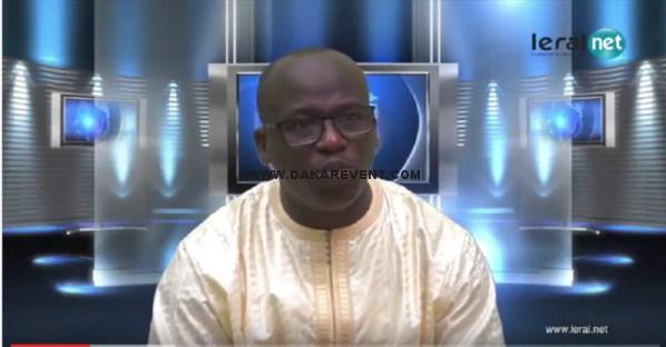 Législatives 2017, tête de liste de Bby Salihou Keita, coordonnateur de l'Apr Dakar Plateau, salue les choix faits sur le Premier ministre et le ministre Amadou Ba
