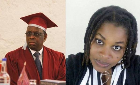 Photomontage Macky Sall : Oulèye Mané et Cie faisaient circuler l'image via le groupe WhatsApp « Xaley beugueu lou bakh»