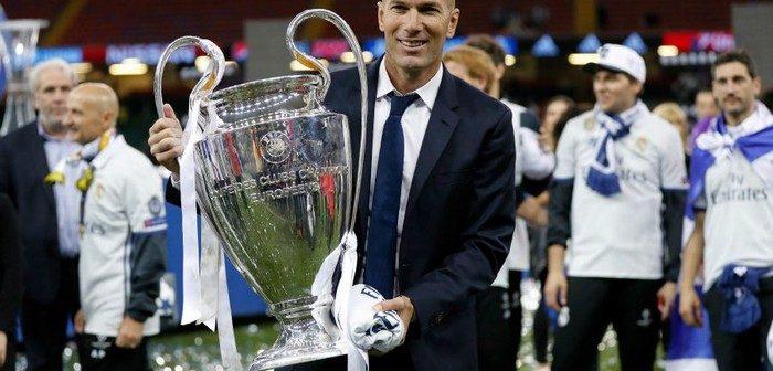 Finale Ligue des Champions: Zinédine Zidane le magicien…Voilà ce qu'il a dit à ses joueurs pendant la mi-temps !