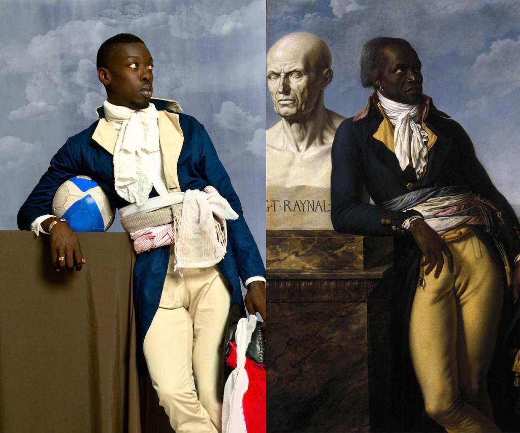 Omar Victor Diop, le photographe qui rend hommage à l'Afrique et sa diaspora