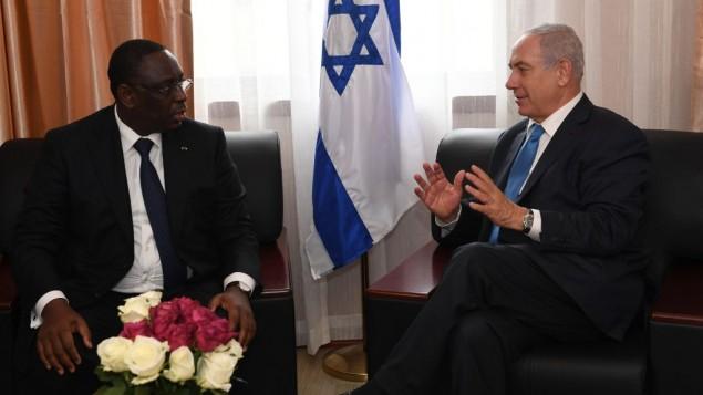 Le Sénégal accepte le retour à Dakar de l'ambassade d'Israël et la reprise de la coopération