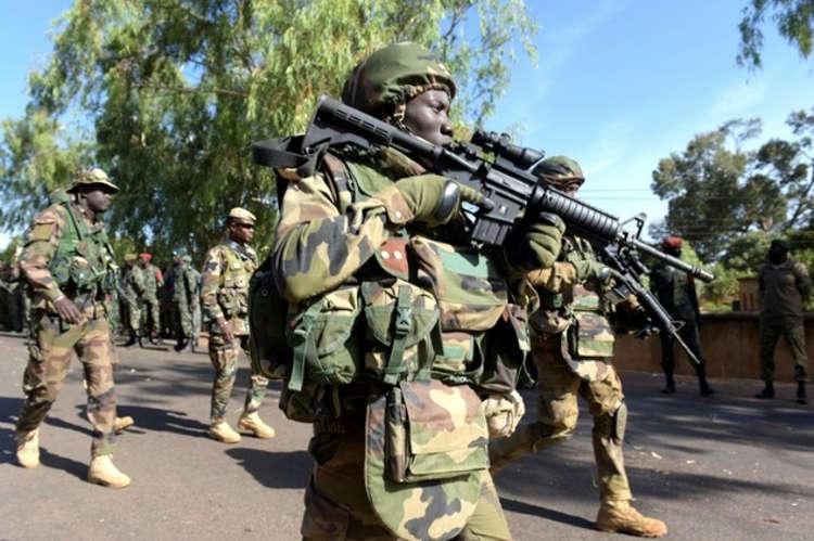 Le mandat de la force ouest-africaine prolongé d'un an en Gambie
