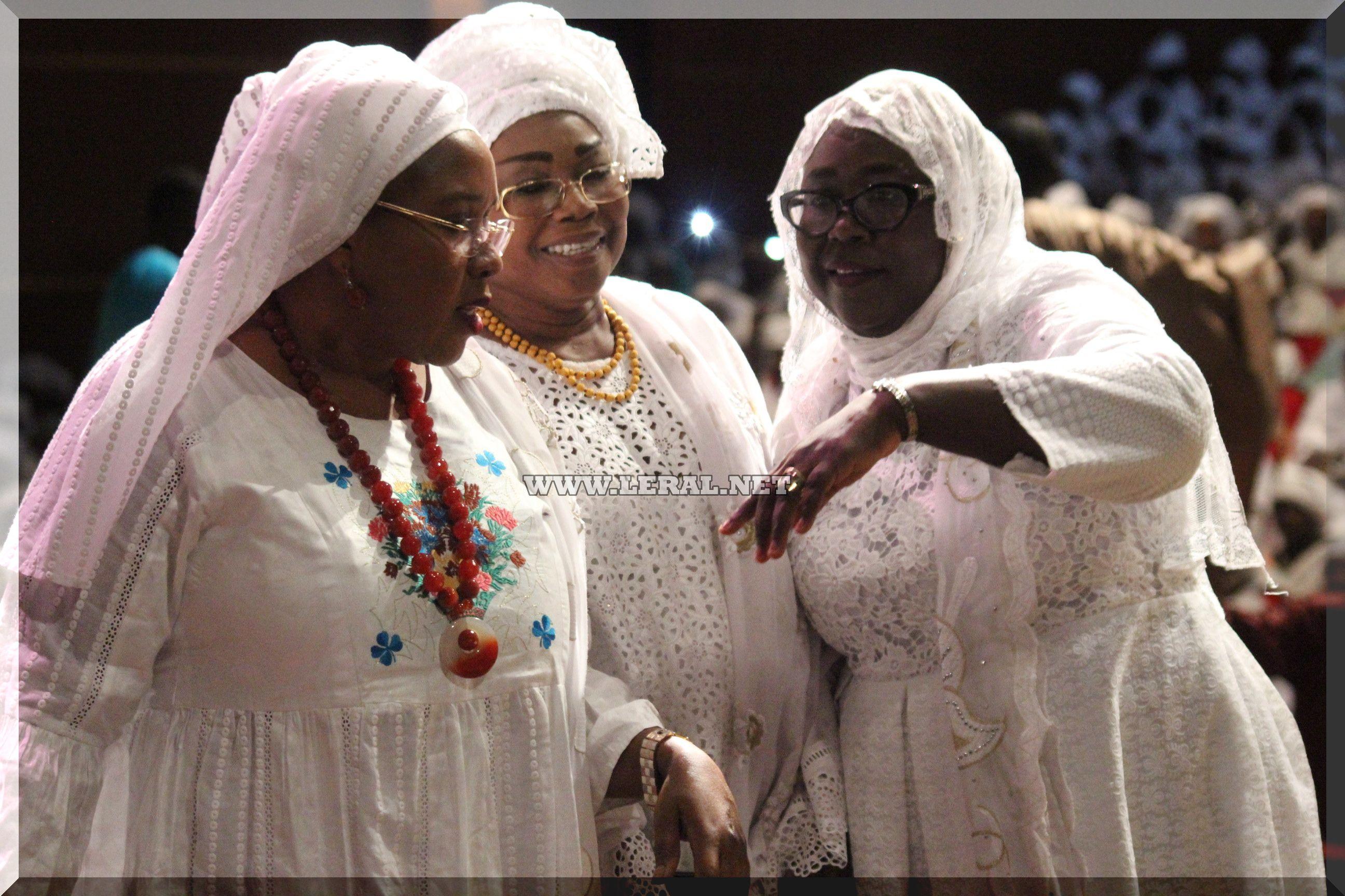 Conférence religieuse des femmes de Benno Bokk Yakaar au Grand Théâtre National, ce lundi