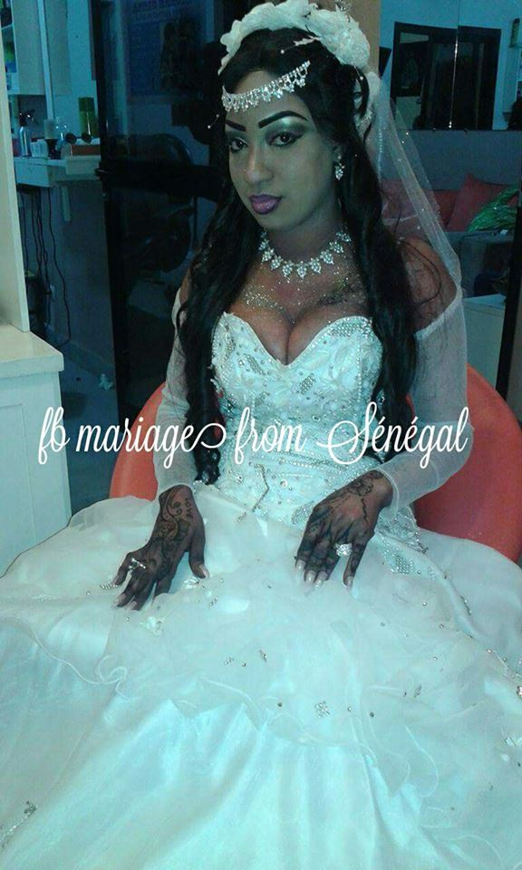 Photos : Premier anniversaire de mariage de Khadidiatou Diakhaté, Mme Gandega