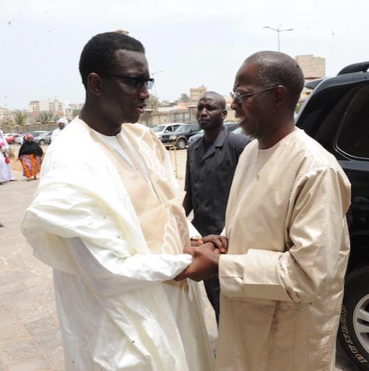 """Photos : Amadou Bâ et Mahammed Boun Abdalllah Dionne, """"DOUBLE IMPACT"""" aux Législatives"""