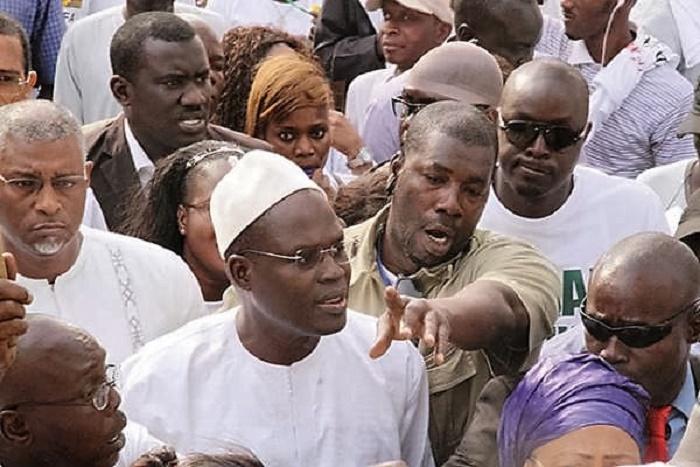 Libération de Khalifa Sall : des citoyens et des organisations de la ville de Dakar lancent la collecte de fonds