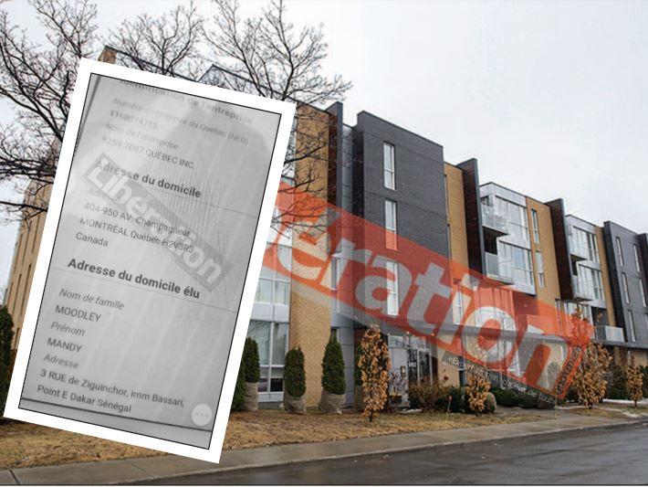 Scandale immobilier au Canada: Pape Mamadou Pouye et ses connections avec Karim Wade et la société immatriculée au Québec