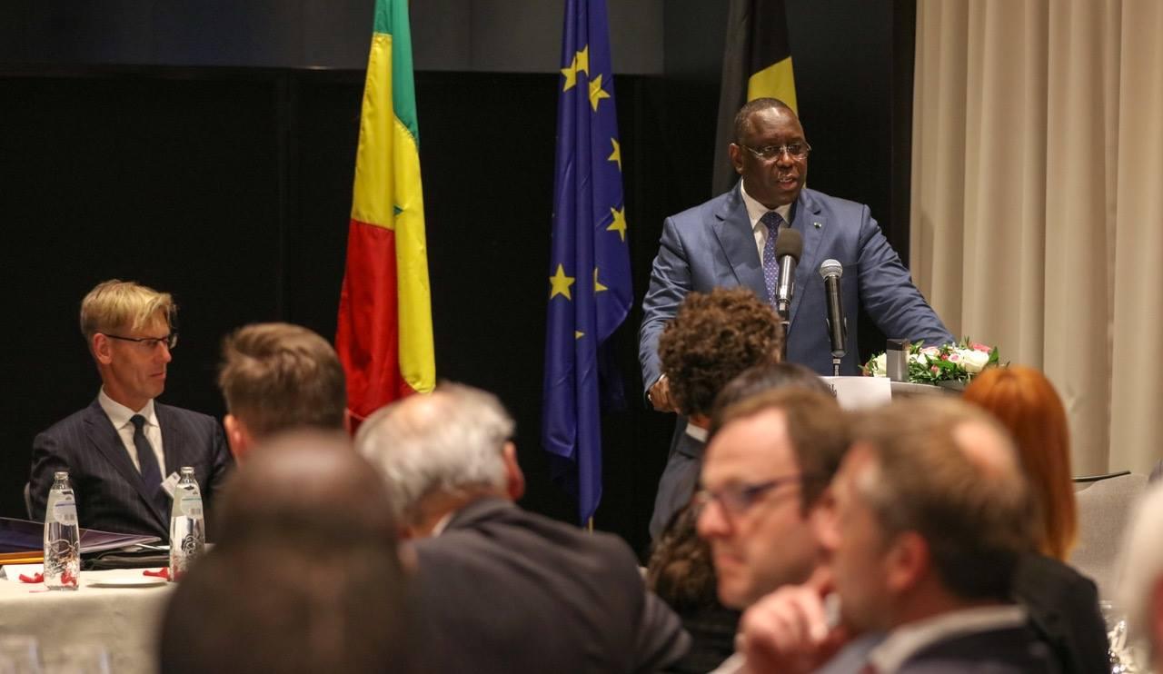 """Phénomène migratoire: Le président Macky Sall souhaite """"une réponse durable et apaisée"""""""