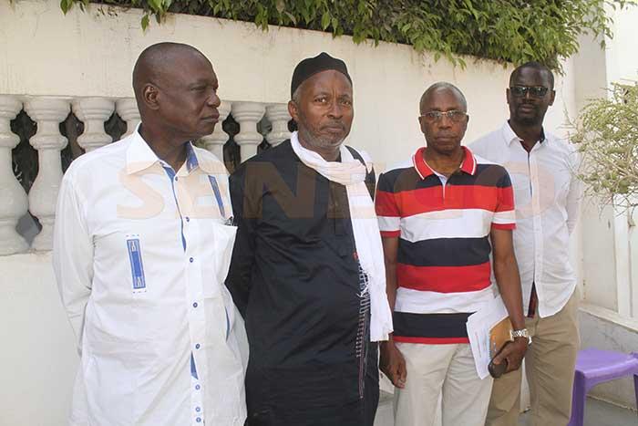 Mobilisation pour le paiement de la caution du maire de Dakar: La Raddho ferme ses portes aux amis de Khalifa Sall
